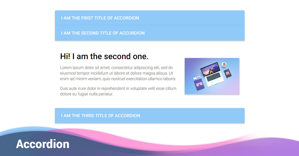 Come inserire un accordion (fisarmonica) nella sidebar (barra laterale) di WordPress