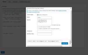 Contact Form 7 – Come inviare mail a destinatari diversi